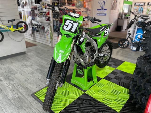 2021 Kawasaki KX 250 at Jacksonville Powersports, Jacksonville, FL 32225