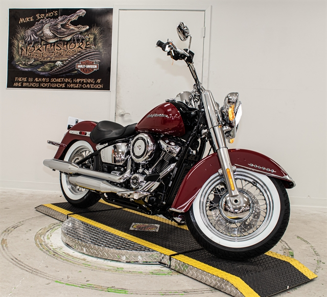 2020 Harley-Davidson Softail Deluxe at Mike Bruno's Northshore Harley-Davidson