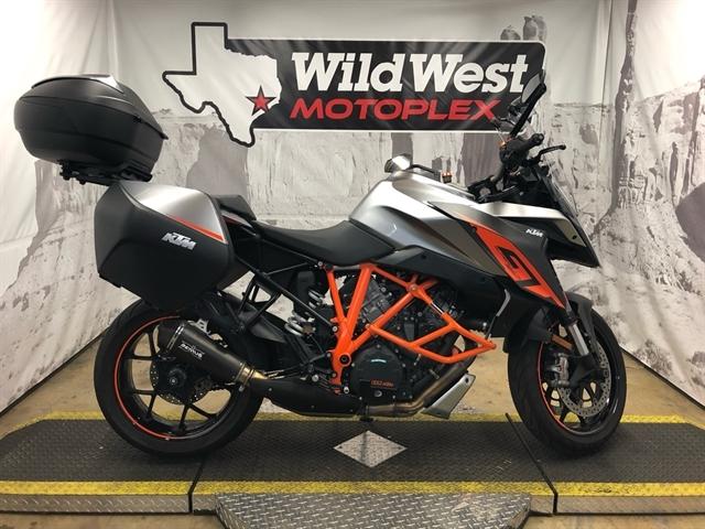 2017 KTM Super Duke 1290 GT at Wild West Motoplex