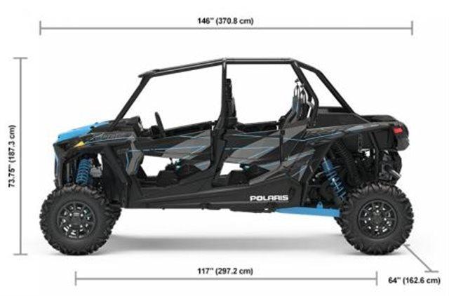 2019 Polaris RZR XP 4 Turbo Base at Pete's Cycle Co., Severna Park, MD 21146