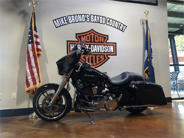 2017 Harley-Davidson Street Glide Base at Mike Bruno's Bayou Country Harley-Davidson