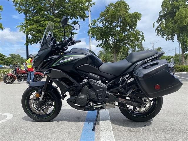 2017 Kawasaki Versys 650 ABS at Fort Lauderdale
