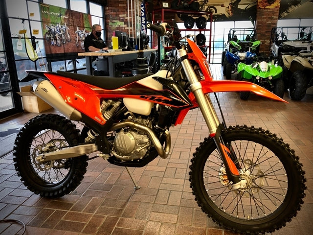 2020 KTM XC 500 F-W at Wild West Motoplex