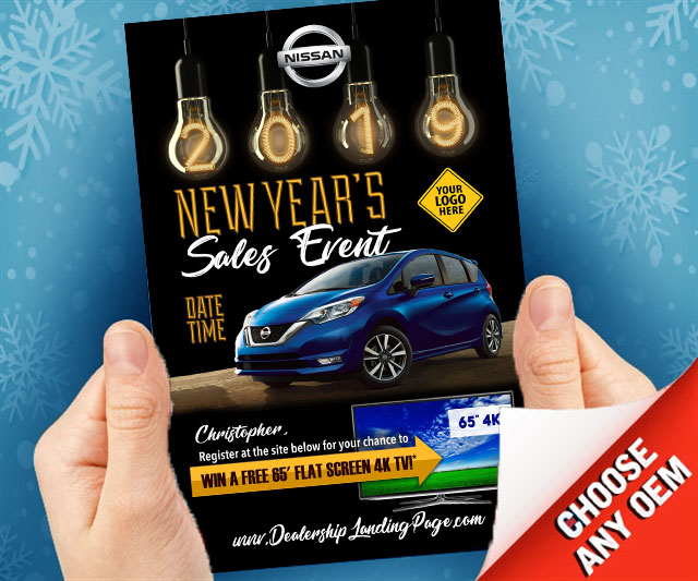 New Year Sales Event Automotive at PSM Marketing - Peachtree City, GA 30269