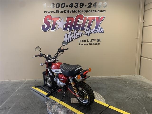 2019 Honda Monkey ABS at Star City Motor Sports