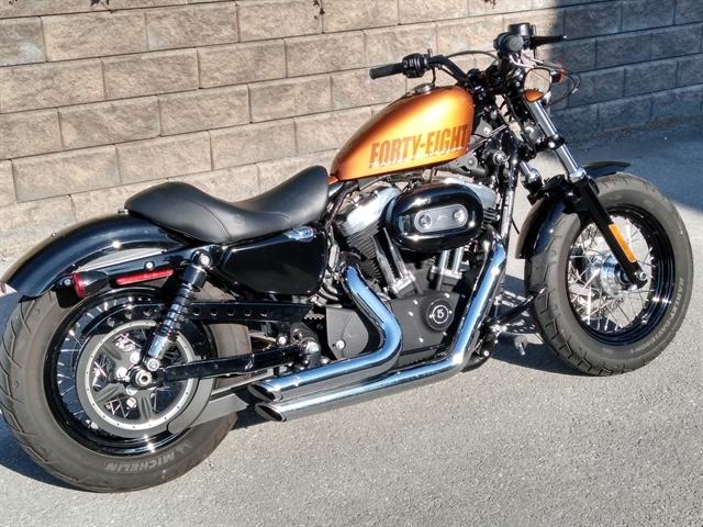 2015 Harley-Davidson Sportster Forty-Eight at M & S Harley-Davidson