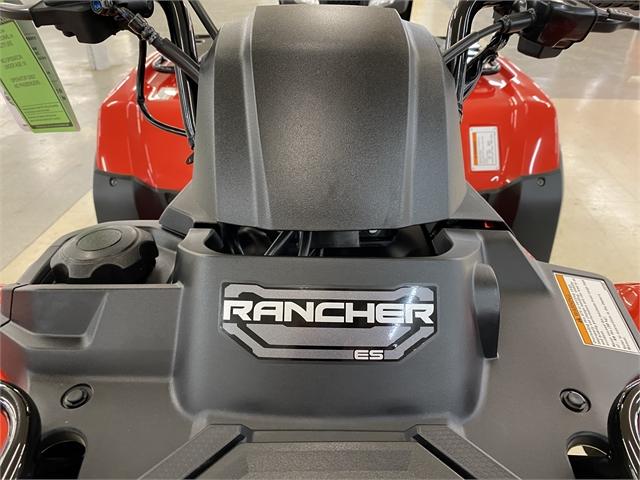 2021 Honda FourTrax Rancher ES at Columbia Powersports Supercenter