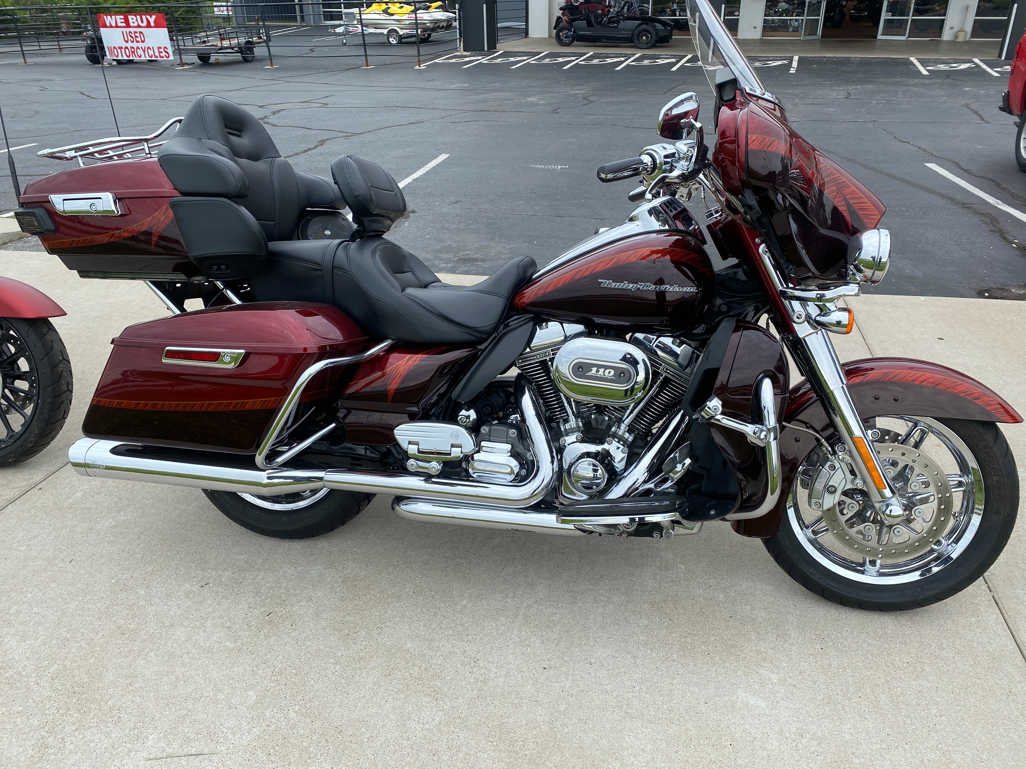 2014 Harley-Davidson Electra Glide CVO Limited at Youngblood RV & Powersports Springfield Missouri - Ozark MO