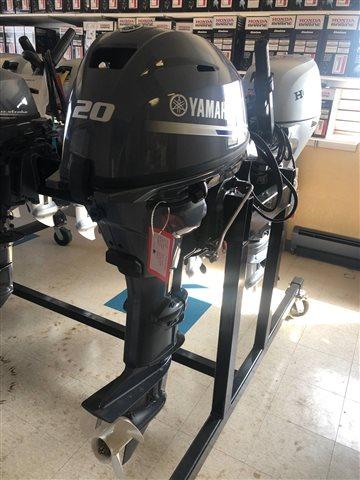 2019 Yamaha Outboard F20SMHB 20 hp at Kodiak Powersports & Marine