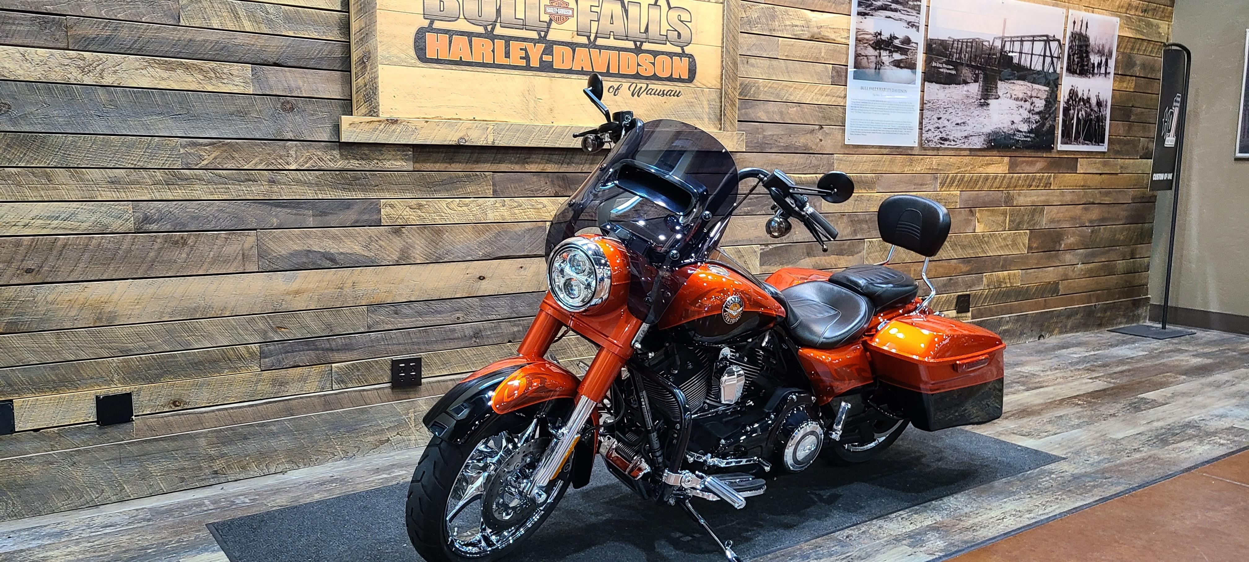 2014 Harley-Davidson Road King CVO at Bull Falls Harley-Davidson