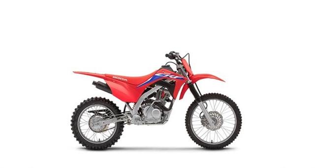 2022 Honda CRF125FBN at Columbanus Motor Sports, LLC
