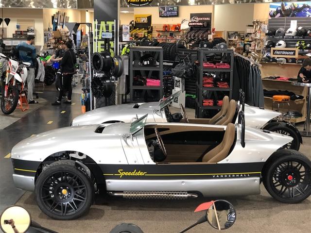 2019 Vanderhall SPEEDSTER at Lynnwood Motoplex, Lynnwood, WA 98037