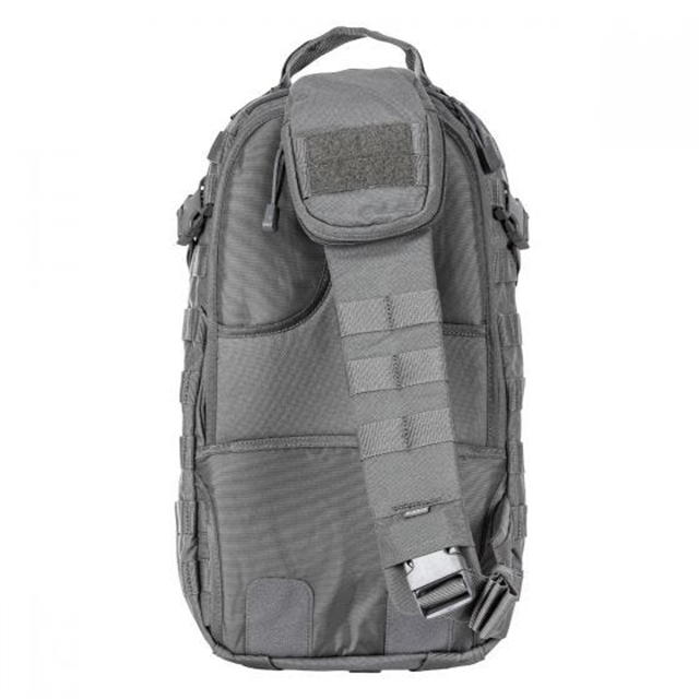 2019 511 Tactical RUSH MOAB 10 Sling Pack 18L Black at Harsh Outdoors, Eaton, CO 80615