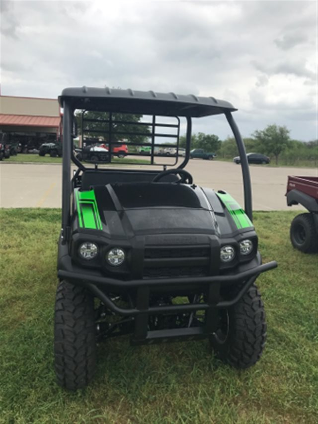 2019 Kawasaki Mule SX FI 4x4 XC LE at Dale's Fun Center, Victoria, TX 77904