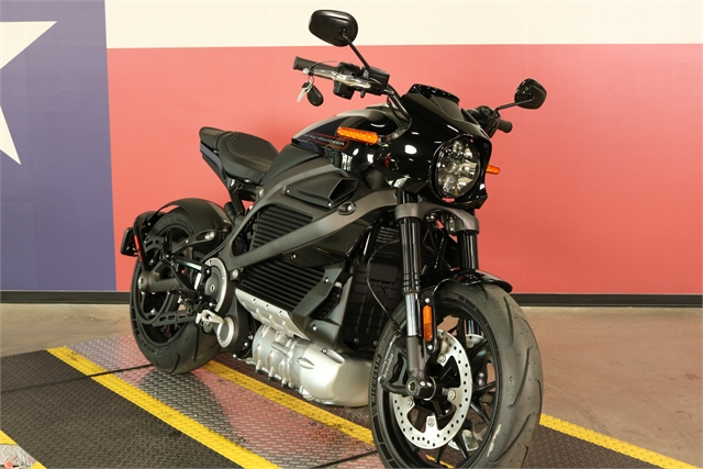 2020 Harley-Davidson Electric LiveWire at Texas Harley