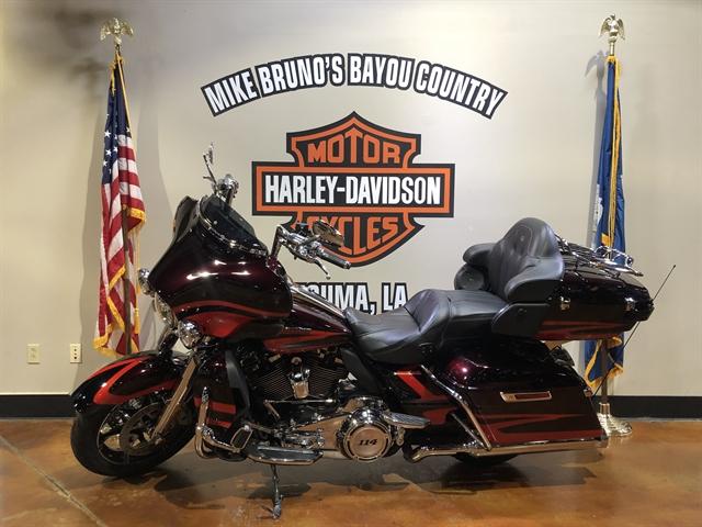 2017 Harley-Davidson Electra Glide CVO Limited at Mike Bruno's Bayou Country Harley-Davidson