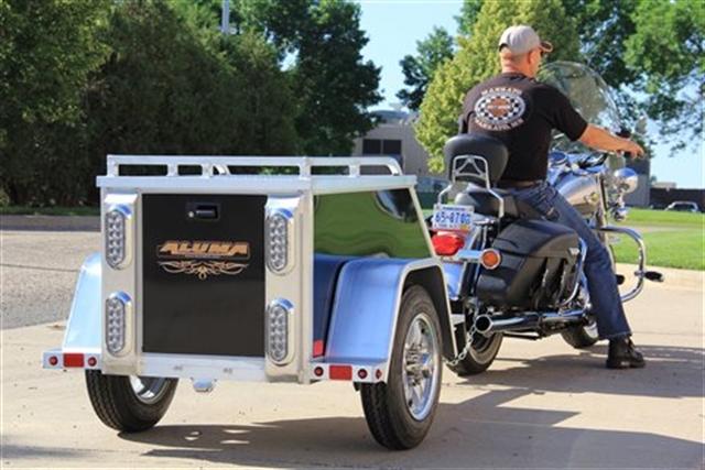 2020 Aluma Motorcycle Trailers MCT at Nishna Valley Cycle, Atlantic, IA 50022