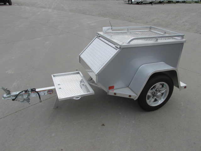 2020 Aluma Motorcycle Trailers MCT at Nishna Valley Cycle, Atlantic, IA 50022