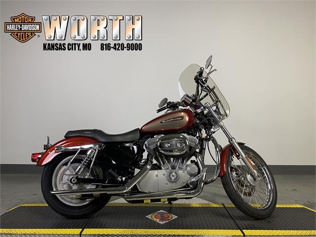 2009 Harley-Davidson Sportster 883 Custom at Worth Harley-Davidson