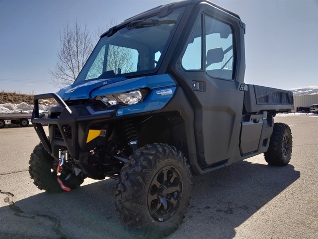 2021 Can-Am Defender PRO Limited HD 10 at Power World Sports, Granby, CO 80446