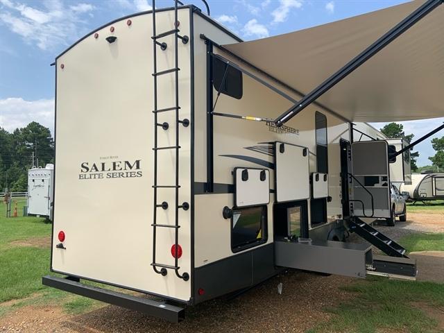 2021 Forest River Salem Hemisphere Elite 36FL at Campers RV Center, Shreveport, LA 71129