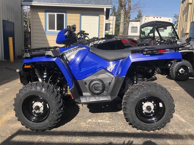 2020 Polaris Sportsman 450 H.O. Base at Lynnwood Motoplex, Lynnwood, WA 98037