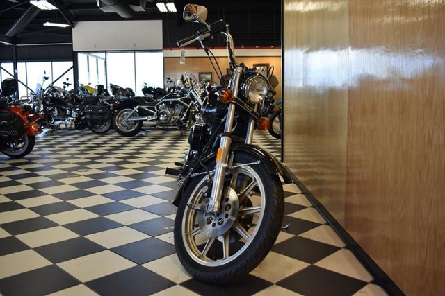 1982 Harley-Davidson FXB-80 at Deluxe Harley Davidson