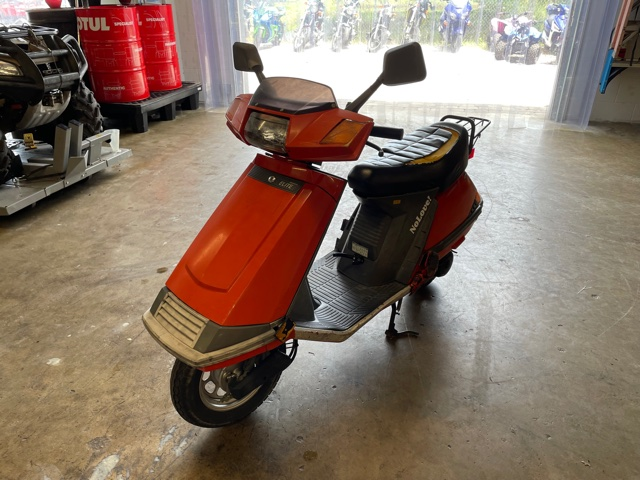 1993 Honda CH80P ELITE at Powersports St. Augustine