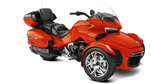 2021 Can-Am Spyder F3 Limited at Sun Sports Cycle & Watercraft, Inc.