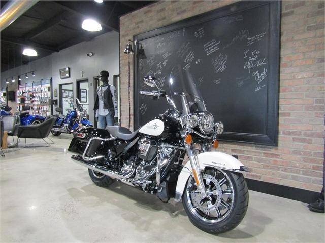 2021 Harley-Davidson Touring FLHR Road King at Cox's Double Eagle Harley-Davidson
