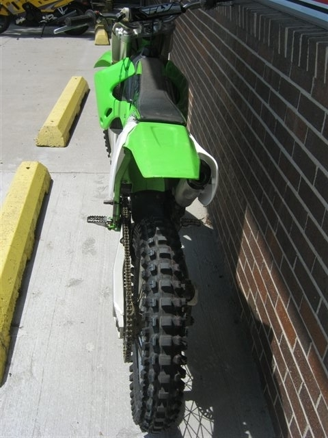 2000 Kawasaki KX125 at Brenny's Motorcycle Clinic, Bettendorf, IA 52722