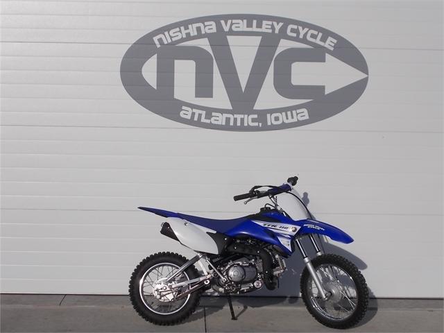 2016 Yamaha TT-R 110E at Nishna Valley Cycle, Atlantic, IA 50022