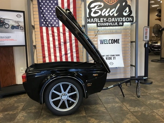2018 BUSHTEC TRAILER at Bud's Harley-Davidson