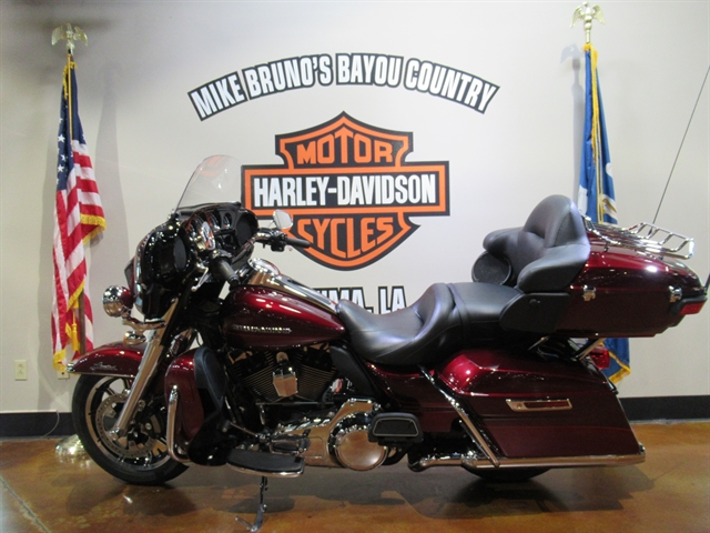 2016 Harley-Davidson Electra Glide Ultra Limited at Mike Bruno's Bayou Country Harley-Davidson