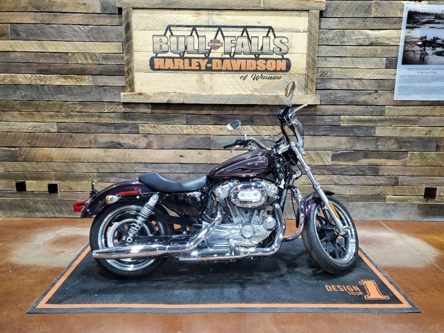 2017 Harley-Davidson Sportster SuperLow at Bull Falls Harley-Davidson