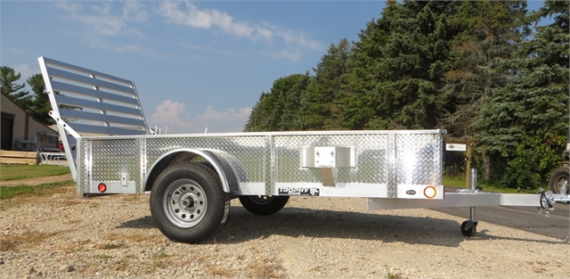 2022 Trophy 5' x 10' DP TI at Fort Fremont Marine