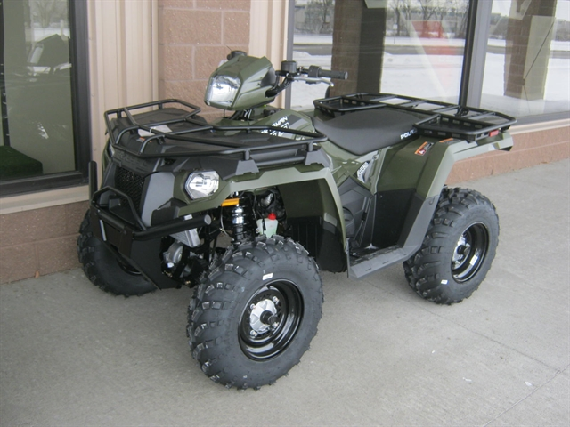 2020 Polaris Sportsman 570 Base at Brenny's Motorcycle Clinic, Bettendorf, IA 52722