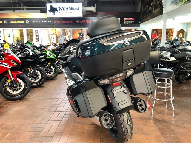2020 BMW K 1600 GTL at Wild West Motoplex