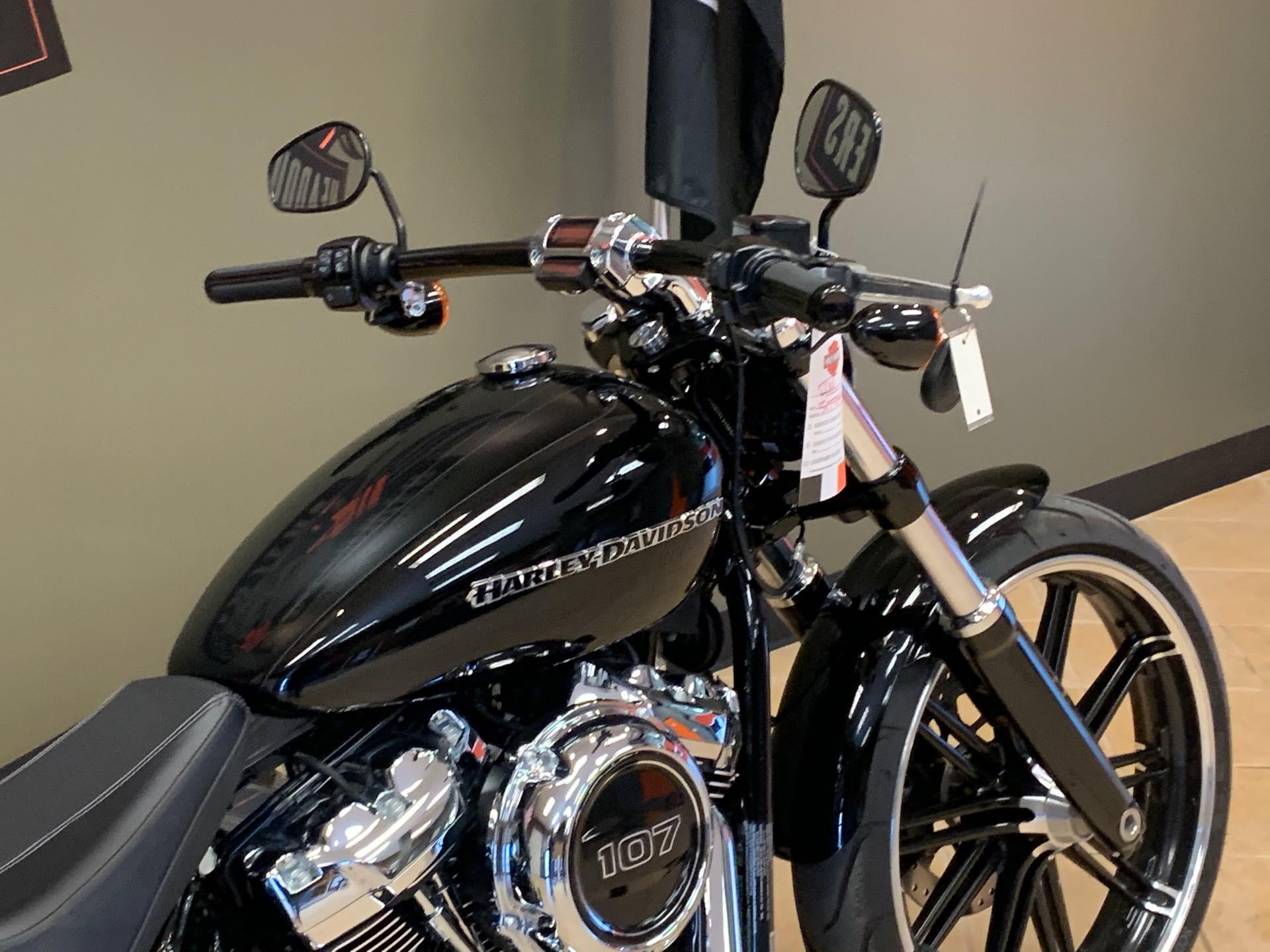 2019 Harley-Davidson Softail Breakout at Loess Hills Harley-Davidson