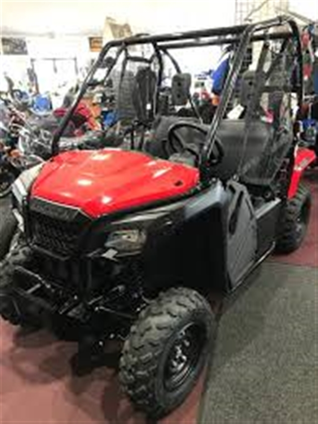 2018 Honda Pioneer 500 Base at Kent Powersports of Austin, Kyle, TX 78640