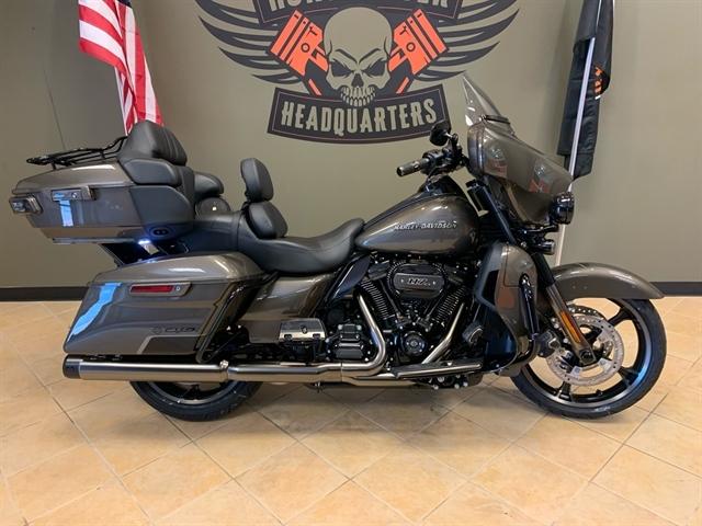 2021 Harley-Davidson Touring CVO Limited at Loess Hills Harley-Davidson