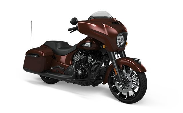 2021 Indian Chieftain Chieftain Dark Horse at Pikes Peak Indian Motorcycles