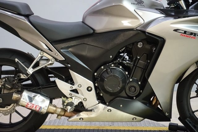 2015 Honda CBR 500R at Southwest Cycle, Cape Coral, FL 33909