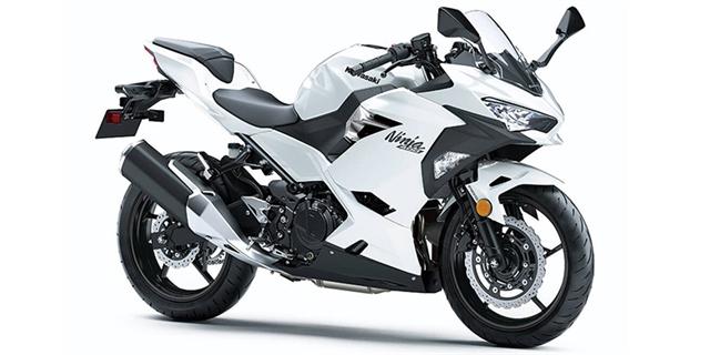 2020 Kawasaki Ninja 400 Base at Wild West Motoplex