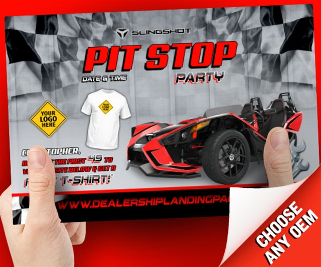 Pit Stop Party  at PSM Marketing - Peachtree City, GA 30269