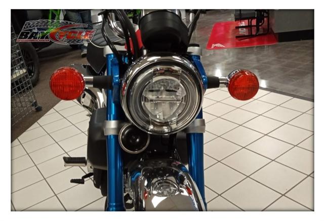 2021 Honda Monkey Base at Bay Cycle Sales