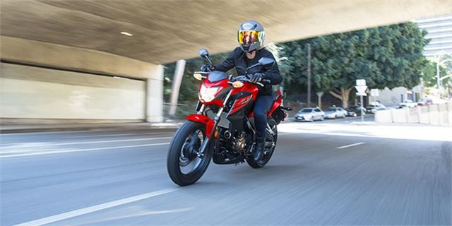 2018 Honda CB300F Base at Hebeler Sales & Service, Lockport, NY 14094