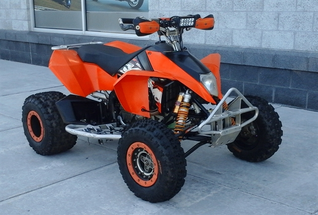 2008 KTM XC ATV 525 at Yamaha Triumph KTM of Camp Hill, Camp Hill, PA 17011
