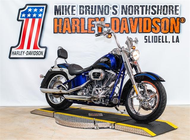 2011 Harley-Davidson Softail CVO Softail Convertible at Mike Bruno's Northshore Harley-Davidson