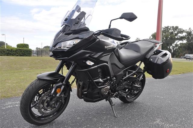 2015 Kawasaki Versys 1000 LT at Seminole PowerSports North, Eustis, FL 32726